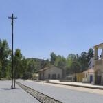 Celorico de Basto: a estação que é agora uma Pousada