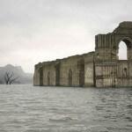 Seca no México revela ruínas de igreja do século XVI
