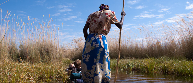 delta do oakavango