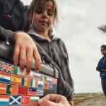 Família romena percorre a Europa numa mota