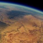 A GoPro que voou o Grand Canyon num balão de ar quente