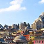 A caminho do Nepal passamos 2 dias em Istambul