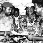 Os anos da guerra civil de Moçambique