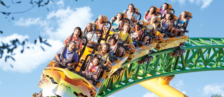 Os 25 melhores parques de diversões para miúdos e graúdos