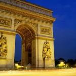 Sabe porque foi construído o Arco do Triunfo em Paris?