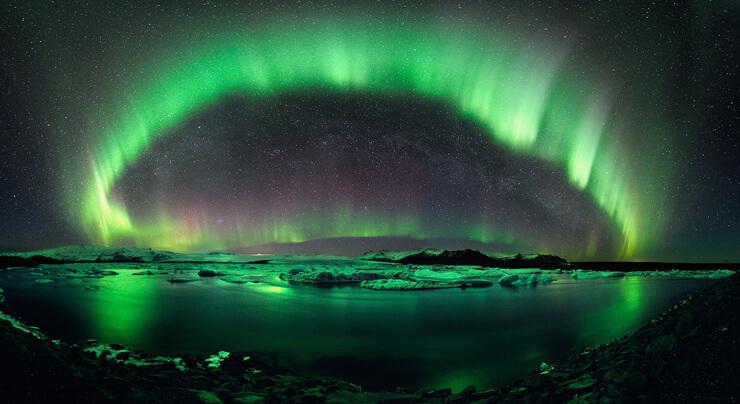 aurora-boreal-verde