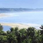 Praia do Morrungulo: um pequeno paraíso com uma excelente padaria a caminho