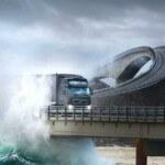 15 estradas perigosas à volta do mundo