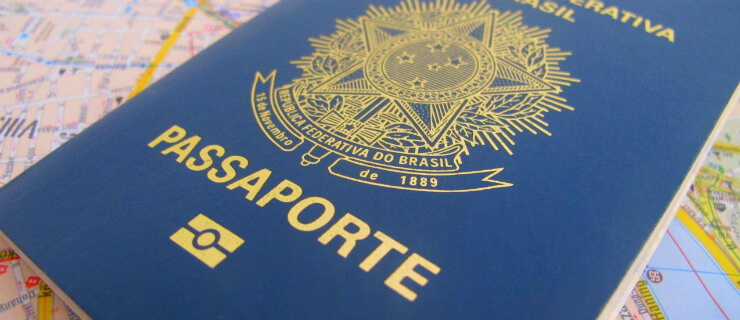 passaporte provisório