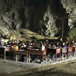Zhongdong: a vila chinesa que fica dentro de uma caverna