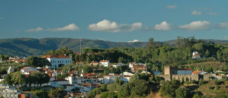 natureza em portugal