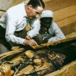 O túmulo de Tutankhamon como nunca antes conheceu