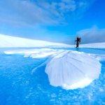 Aquecimento global pode aumentar 25% da área sem gelo da Antártida