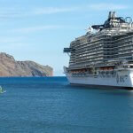 MSC Seaside: o cruzeiro que segue o sol arrancou no porto do Funchal